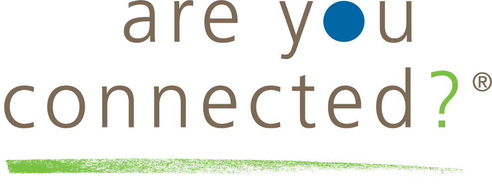 are you connected product logo